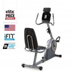 Buy Recumbent Exercycles Amp Bikes Elite Fitness Nz