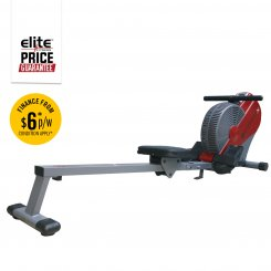 STAMINA X ROWING MACHINE - EX HIRE AVAILABLE IN ROSEBANK