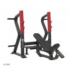 SL7029 STERLING SERIES OLYMPIC INCLINE BENCH PRESS