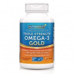 TRIPLE STRENGTH OMEGA-3 GOLD 1250MG