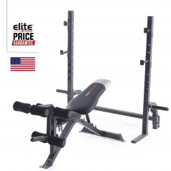 PRO 395 MULTI-PURPOSE OLYMPIC BENCH