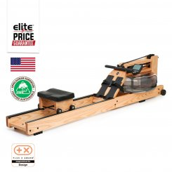S4 OAK NATURAL ROWING MACHINE