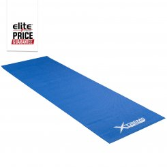 BLUE ECONOMY 3MM YOGA MAT
