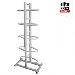XTREME ELITE MEDICINE BALL RACK 10