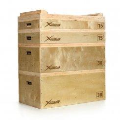 WOODEN JERK BOX SET