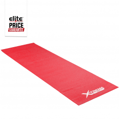 RED ECONOMY 5MM YOGA MAT