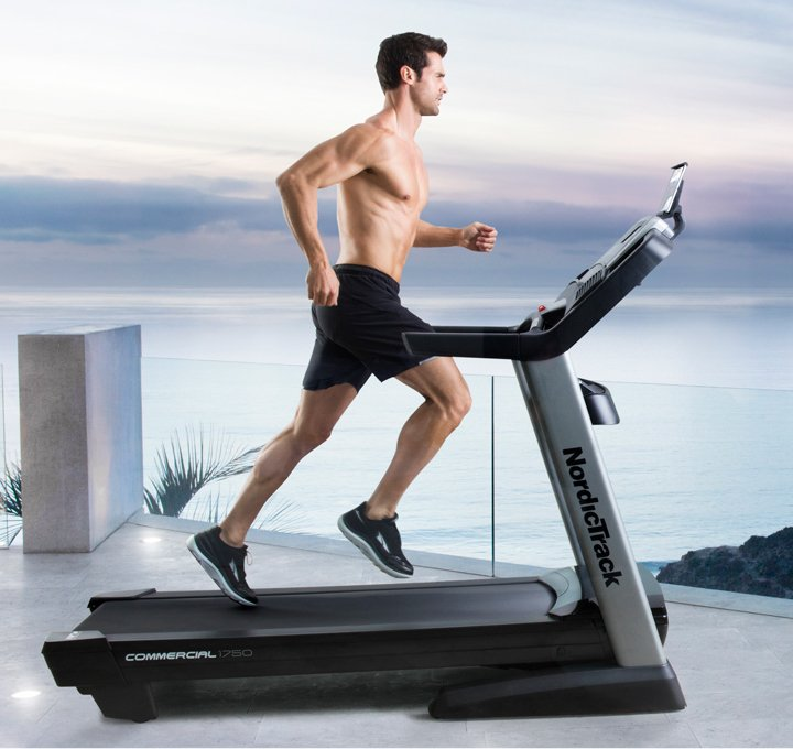 Life Fitness Treadmill New Zealand: NordicTrack 2450 Treadmill