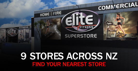 10 Fitness Equipment Stores Across NZ, Find Your Nearest Store