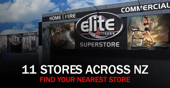 11 Fitness Equipment Stores Across NZ, Find Your Nearest Store